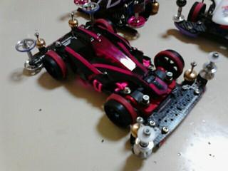 MSフレキ4ローラースキッド車(80度バンク対策車)